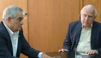 Santa Fe: Coninagro le planteó las inquietudes de los productores al gobernador