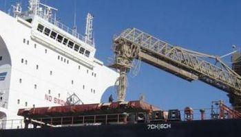 Hay solución en el puerto de Rosario