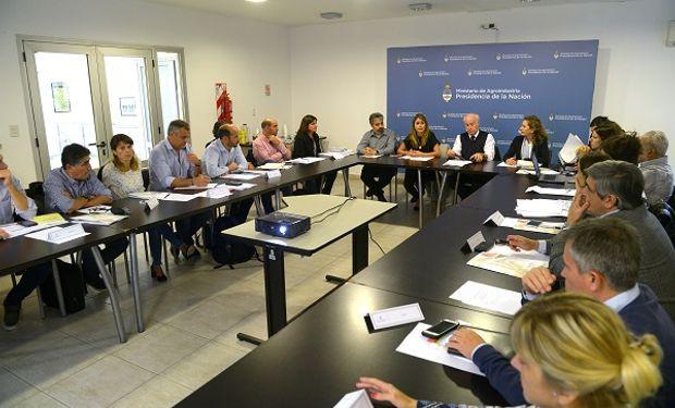 La comisión de Censo Agropecuario llevó a cabo su reunión en el marco del consejo federal.