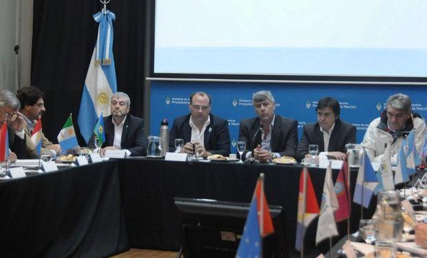 Encuentro contó con la presencia de los representantes de 19 provincias.