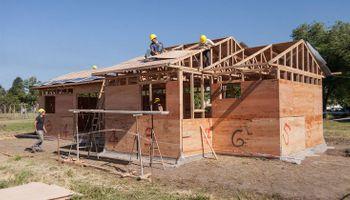 La construcción en madera potencia la cadena forestal