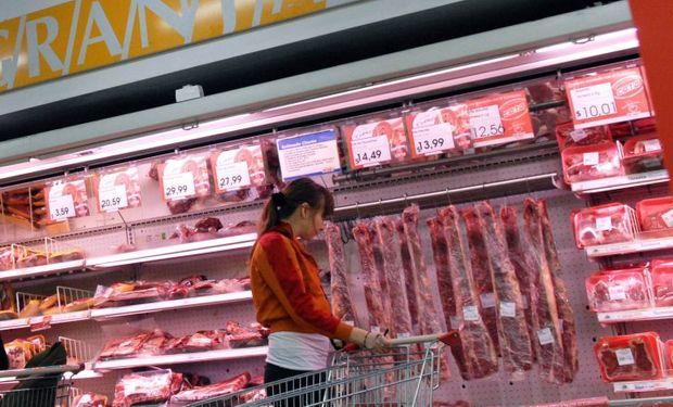 Cae el consumo de carne.