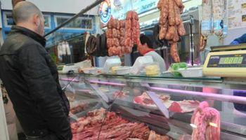 Consumo de carne vacuna cayó un 6,7% en el año