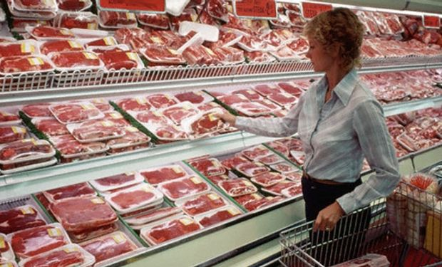 Argentina sigue estando en la cima a nivel mundial en consumo de carne.