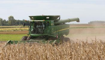 Creció 11% el consumo de gasoil en la campaña agrícola
