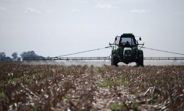 Consumo de agroquímicos y fertilizantes creció un 47%.