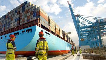 Crece 2,6 por ciento el comercio marítimo mundial
