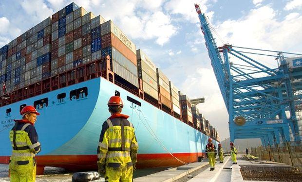 La carga transportada mundial alcanzó los 476 millones de toneladas en 2016.