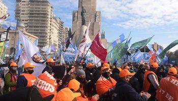 Contramarcha por Vicentin: organizaciones sindicales, políticas y sociales apoyan la intervención