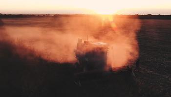 La transformación de la cuna de la cosechadora (y del contratista)