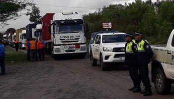 Transportistas judicializan el maltrato por parte de municipios y anticipan un posible desabastecimiento