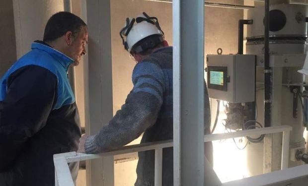 La instalación de Controladores Electrónicos de Molienda de Trigo dejó atrás un ciclo (caudalímetros) que duró más de 30 años.