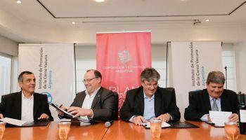 Convenio histórico de cooperación entre el vino, la carne y la yerba mate