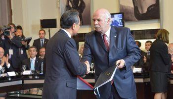 Argentina y China firmaron acuerdos de cooperación en materia agrícola