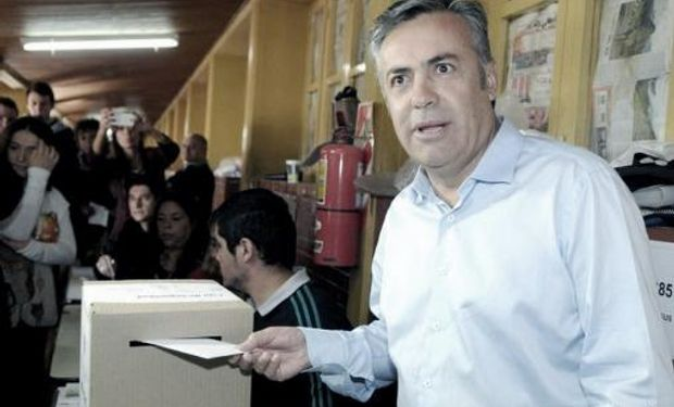 El ahora candidato a gobernador Alfredo Cornejo- quedó posicionado en el primer lugar de cara a las elecciones provinciales,