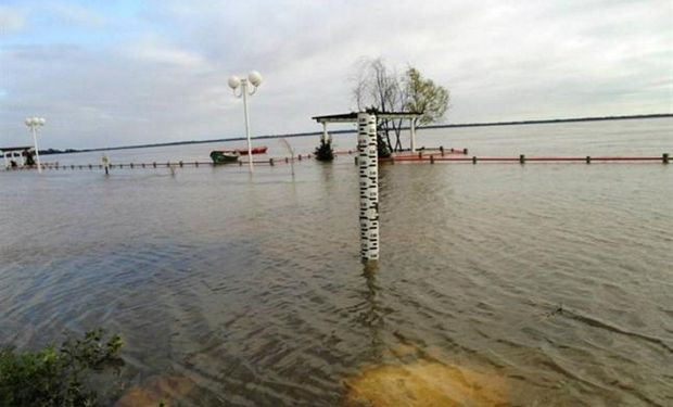 Inundaciones: decretaron la emergencia en Corrientes.