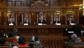 """La Mesa de Enlace celebró """"un paso fundamental en el afianzamiento de la libertad y la autonomía de la Justicia"""""""
