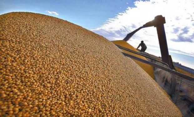 Presión negativa sobre los granos en Chicago.