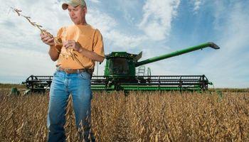 Estados Unidos: cosecha atrasada que podría ponerse al día
