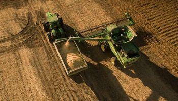 Recta final para la cosecha de soja en Estados Unidos