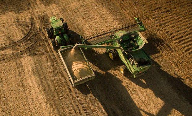 Cosecha de soja en Estados Unidos presenta un avance cercano al 90%.