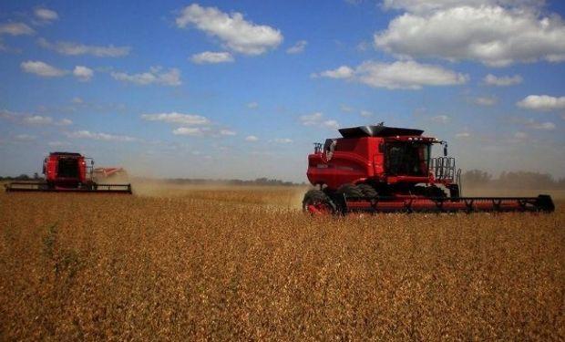 Estimaciones para la cosecha de soja en Paraguay.