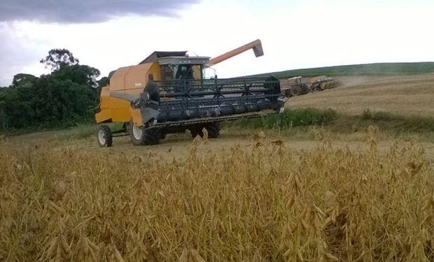 Sobre varios estados de Brasil la cosecha se encuentra atrasada.