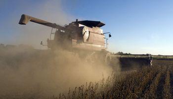 Se extiende la cosecha de soja con muy buenos rendimientos