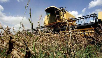 Finalizó la cosecha de soja de segunda en Santa Fe