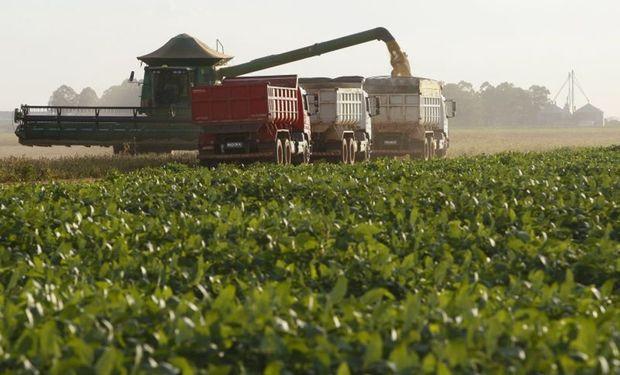 Todavía restan conocer los rendimientos de Rio Grande do Sul, que podrían llegar a modificar el volumen total de la cosecha de soja en Brasil.
