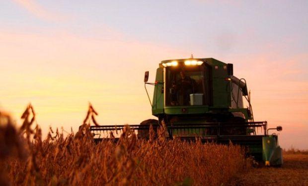 Sigue a todo ritmo la cosecha en Estados Unidos.