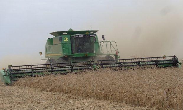 Arribó a Rosario el primer lote de soja de la nueva campaña 2020/21: quién fue el productor tempranero