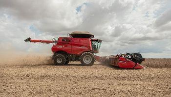 Inteligencia artificial en cosecha: así funciona la maquinaria que Case IH ya produce en Córdoba