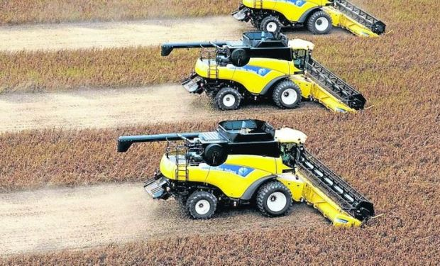 Cosecha de granos rondaría los 189 millones de toneladas.