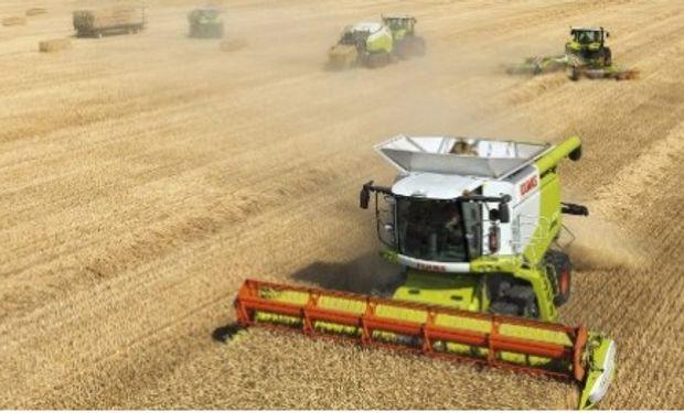La cosecha de soja asciende al 77% de la superficie apta