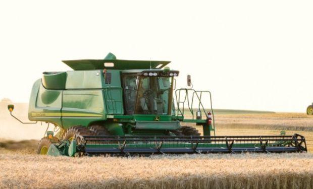 Campaña norteamericana. La trilla de soja y maíz en Estados Unidos ya está a toda marcha.