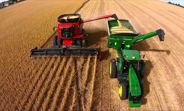Se suma el factor de la presión de la entrada de cosecha.