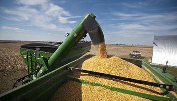 Comenzó la cosecha récord en Estados Unidos