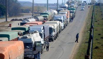 Lanzan un operativo de seguridad para la llegada de camiones a la región