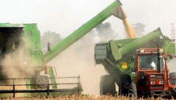 La cosecha de soja avanza con fluidez y las estimaciones se mantienen