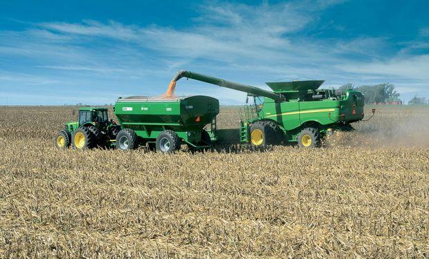 Las políticas de libre comercio llevadas adelante por el presidente Mauricio Macri ya han favorecido una mayor plantación de trigo y maíz.