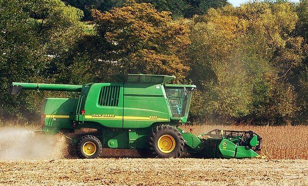 La feria contará con la participación de las compañías multinacionales fabricantes de cosechadoras y tractores.