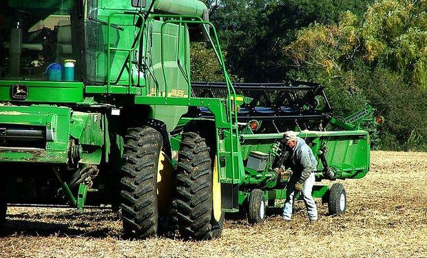 Paraguay pasó a ser el primer importador de cosechadoras argentinas