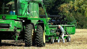 En 2014 ingresaron al mercado argentino 351 cosechadoras