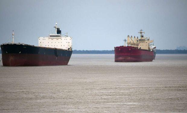 El servicio de guía de buques, que no es contratado por las terminales portuarias, es un componente importante del costo del flete.