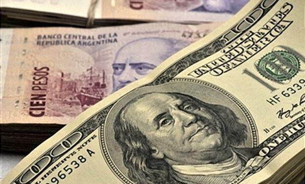 El dólar oficial cotizó estable a $ 8,15