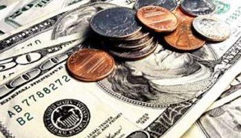 El dólar blue retrocedió diez centavos