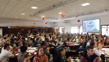 La juventud de CRA presente en Expoagro