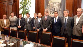 Vuelve a funcionar el Consejo Consultivo del Banco Nación