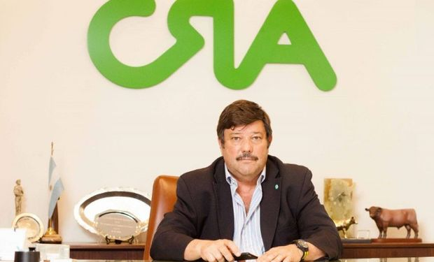 Lectura de Dardo Chiesa, Presidente de CRA, sobre la crisis lechera.